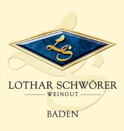Weine vom Weingut  Lothar Schwörer-Logo